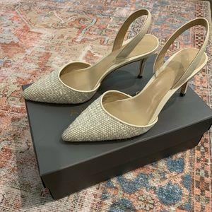 BRAND NEW Ann Taylor Slingback Heels